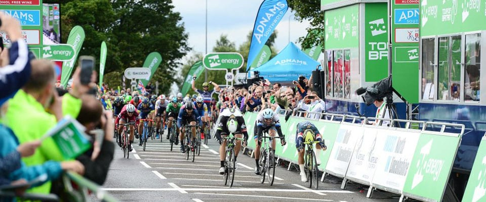 Wahoo unveiled as main sponsor of OVO Energy Tour of Britain Points Jersey