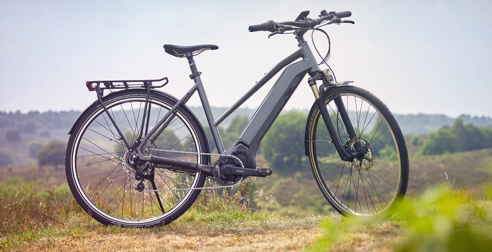 Study Proves Riding An e-Bike Reduces Sweat By Two-Thirds