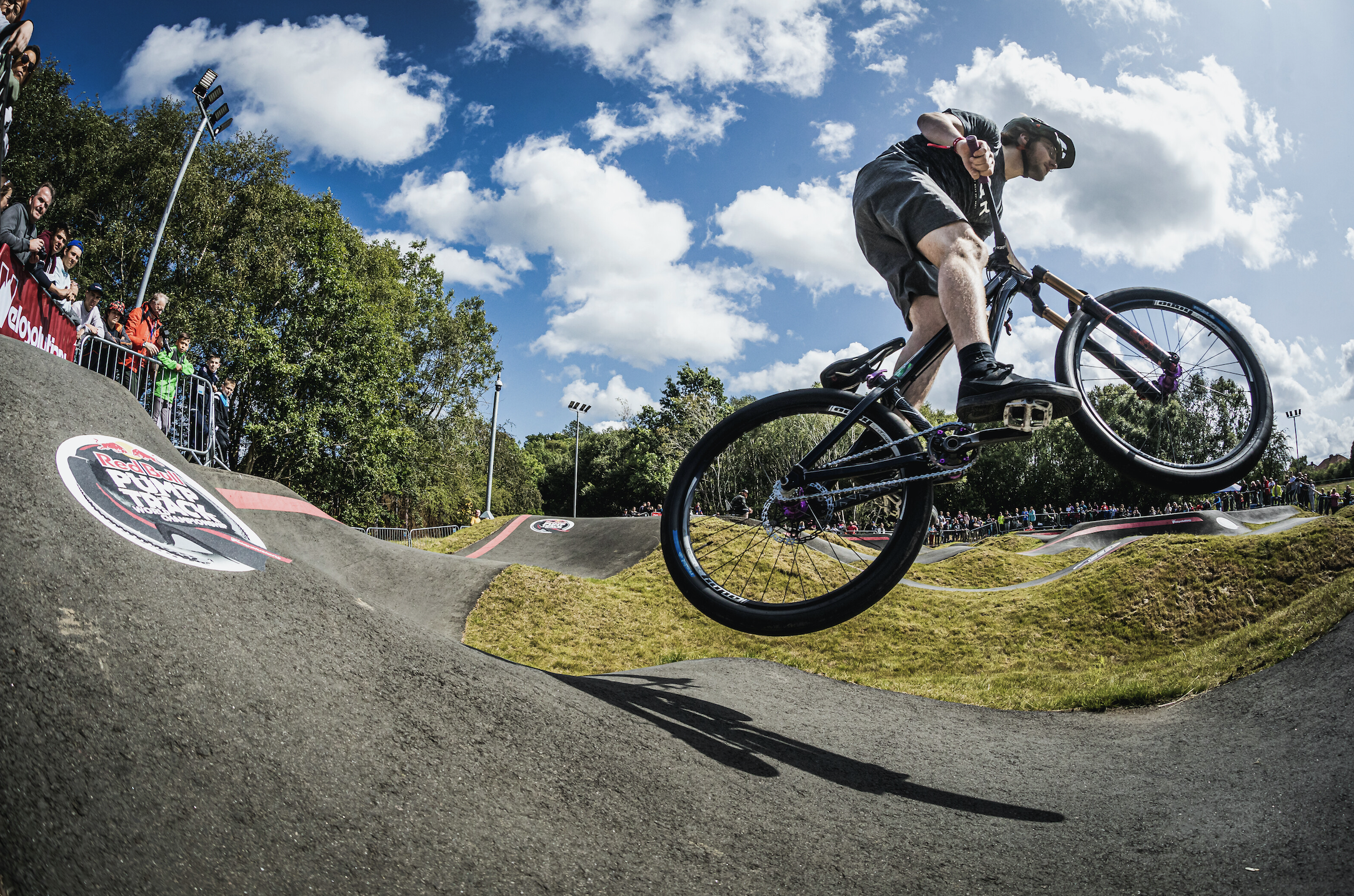 Red Bull Pump Track World Championship:  Dasha Polakova and Mark Ducat Crowned Champions at UK Qualifier