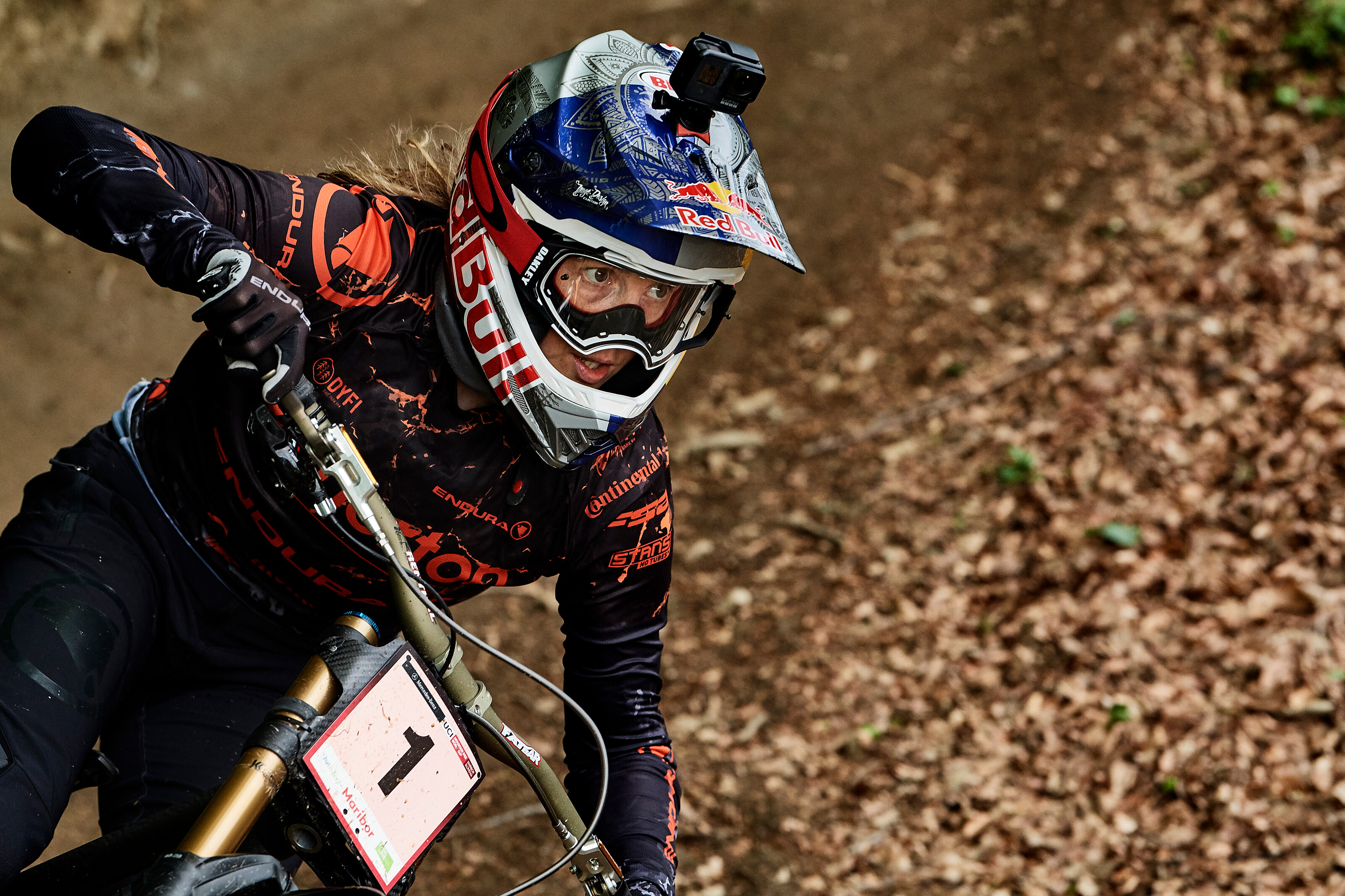 Red Bull Hardline – Rachel Atherton Joins Commentary Team