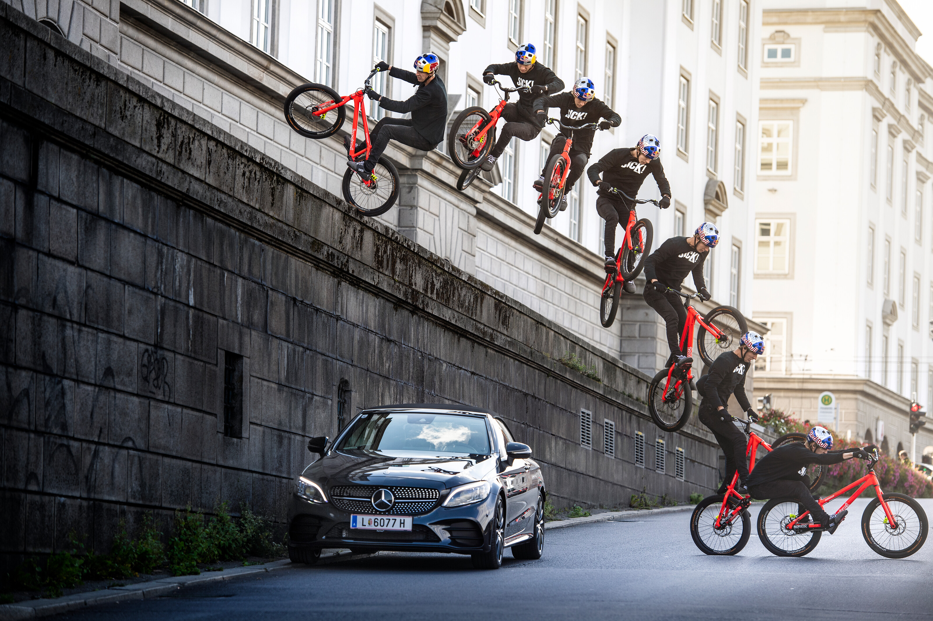 Wibmer's Law sees Austrian trials rider take big cities by storm