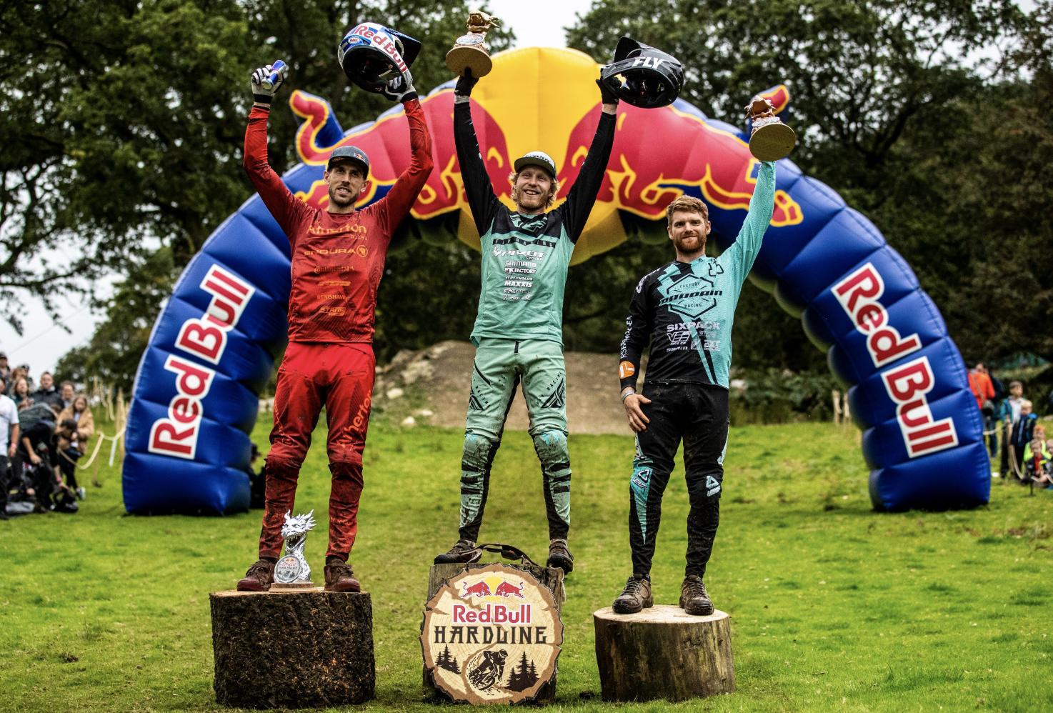Bernard Kerr Makes History at Red Bull Hardline