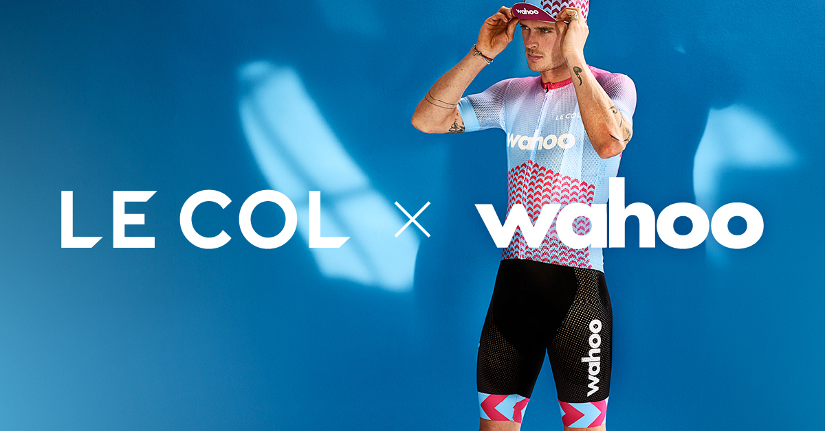 Le Col and Wahoo Announce Indoor Training Collections