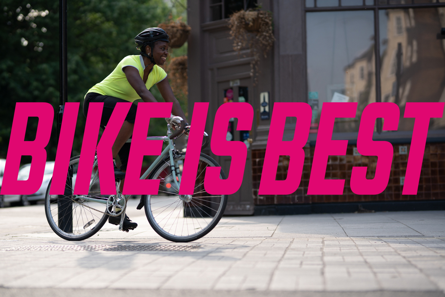 Cycling Industry Unites to Launch #BikeIsBest Campaign