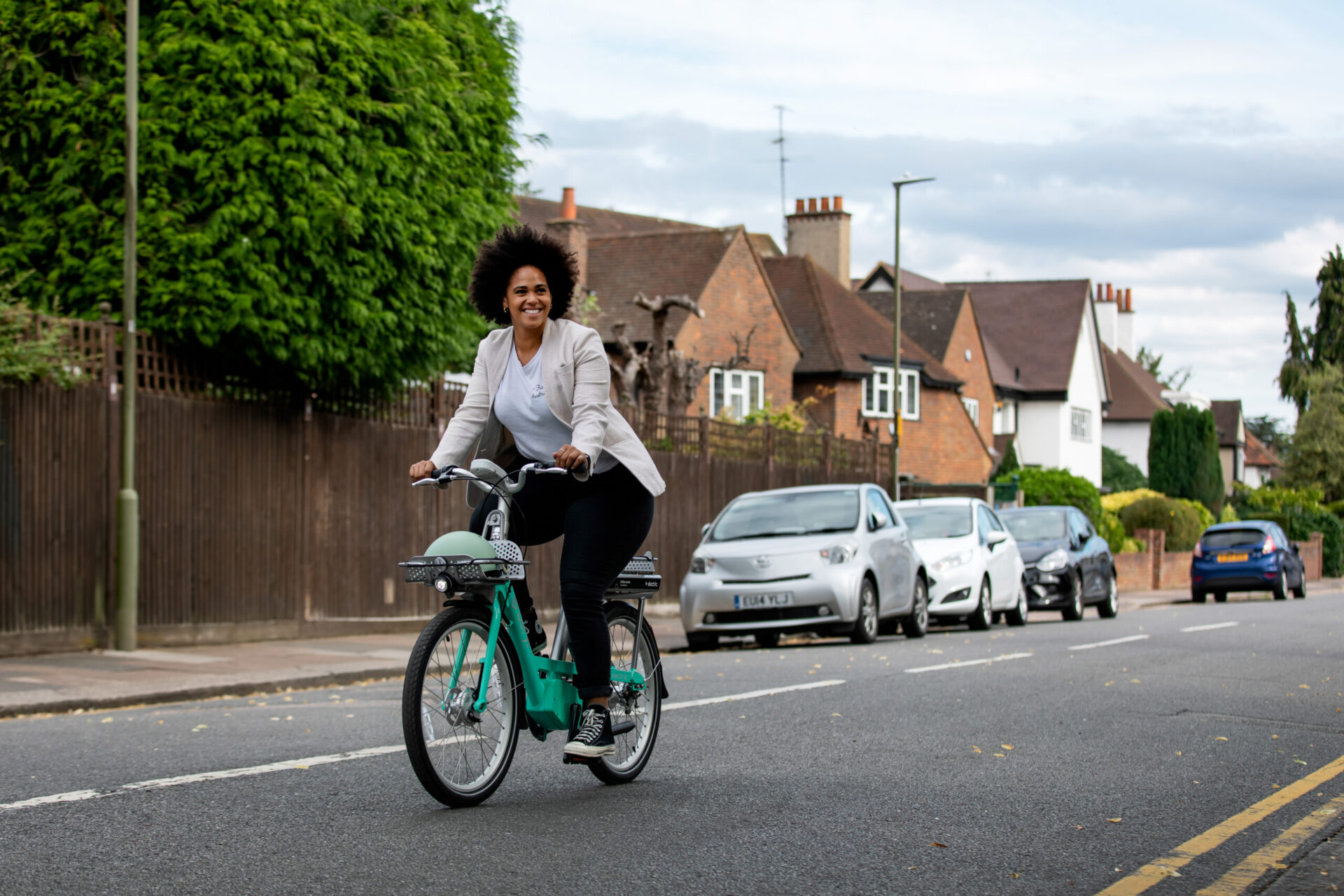The Beryl e-Bike – Sustainable and enjoyable transport