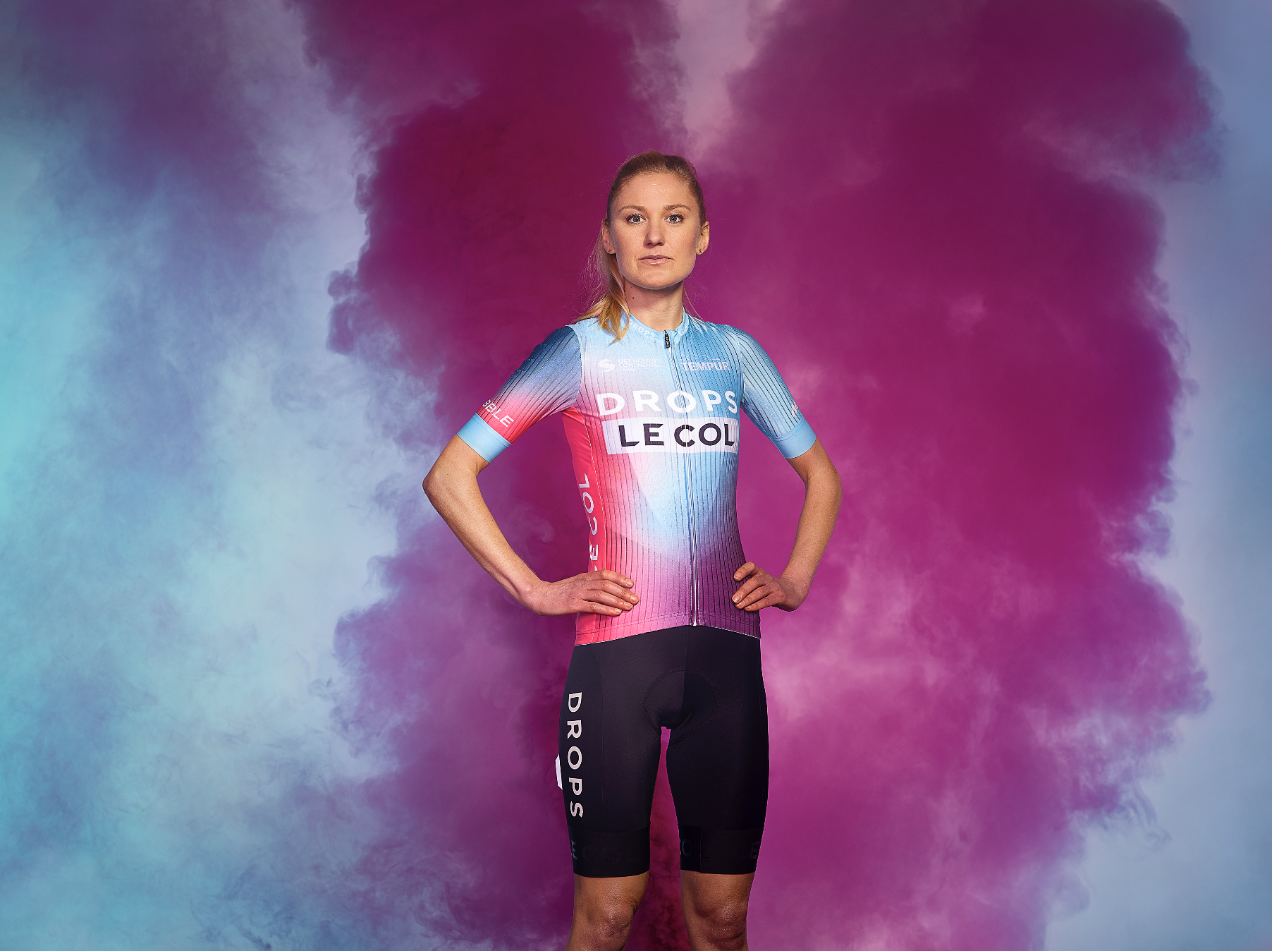 A New Vision To Colour The Road – Le Col Unveil Vibrant and Technical Kit for DROPS Le Col Team