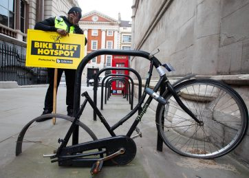 New Public Heatmap Shows Nation's Bike Theft Hotspots