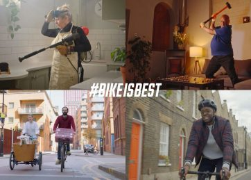 #BikeIsBest launches new campaign, The Best Tool For The Job